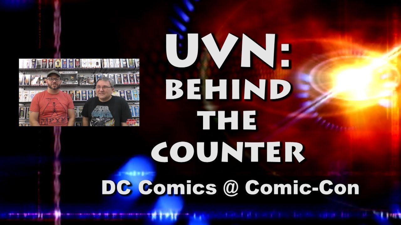 UVN: Behind the Counter 465