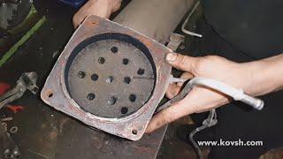 Почему мы не рекомендуем просверливать катализаторы и сажевые фильтры