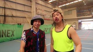 Aussie teaches Chinaman - TENNIS
