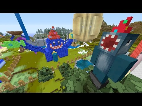 Minecraft Xbox - Quest For A Party Hat  (152)