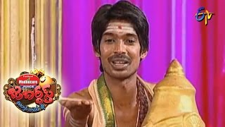 Dhana Dhan Dhanraj Performance – Jabardasth – Episode No 6 – ETV  Telugu