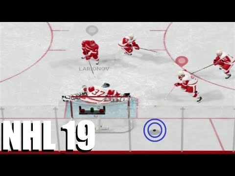NHL 19: OMGGG HE'S TOO GOOD!!   *TOP 100 PLAYER*
