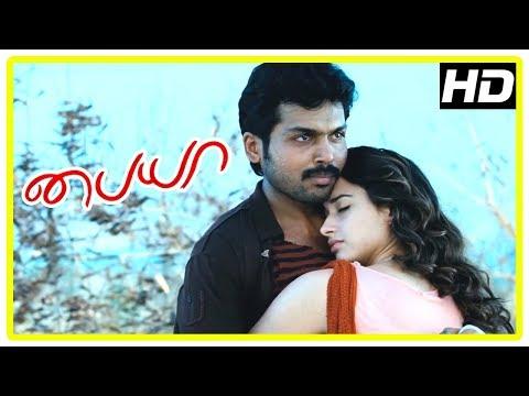 Paiya Movie Climax Scene | Karthi Fights Milind Soman | Tamanna And Karthi Unite | End Credits