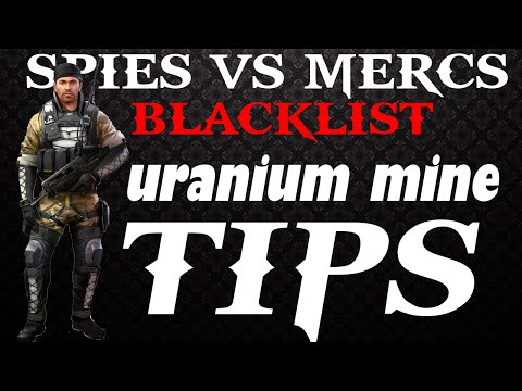 Uranium Mine Tip Clip - Spies VS Mercs