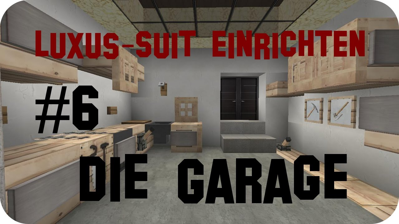 minecraft luxus haus einrichten part 6 jannis gerzen youtube. Black Bedroom Furniture Sets. Home Design Ideas