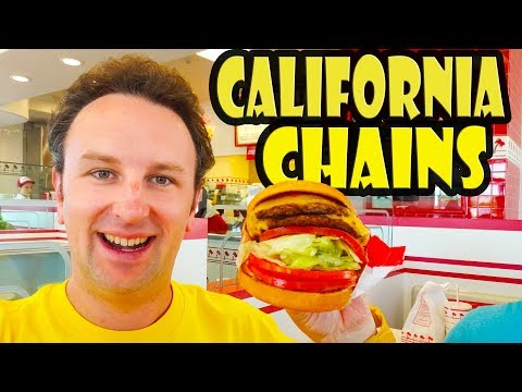 20 Classic California Restaurant Chains