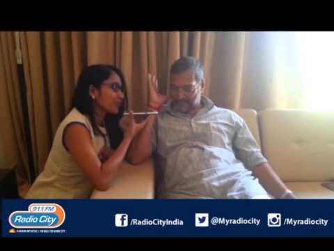 Radio City RJ Sho Sho Shonali with Nana Patekar | RadioCity 91.1 | Pune
