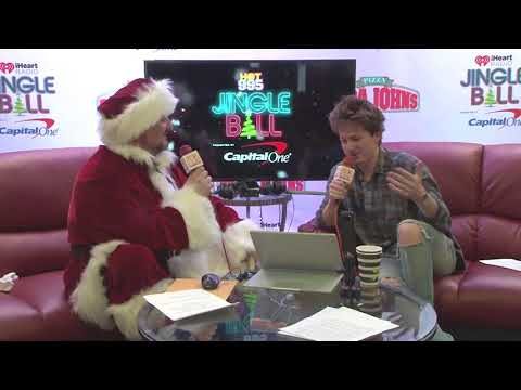 🚨 🚨Charlie Puth Has Some Unexpected New Music On The Way🚨 🚨😱😱(Interview at HOT 995 Jingle Ball)