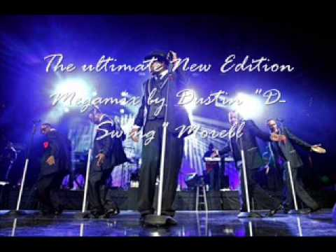 The ultimate New Edition megamix