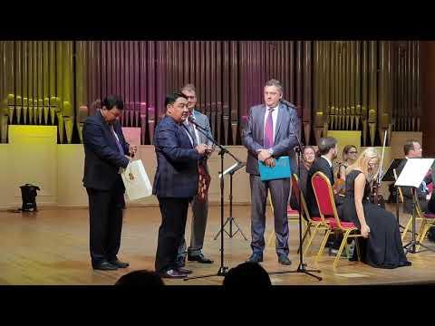 Концерт камерного оркестра Македонской филармонии