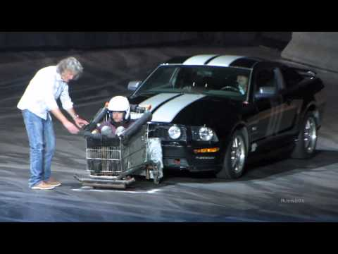 Top Gear Live Amsterdam 2013 Compilation