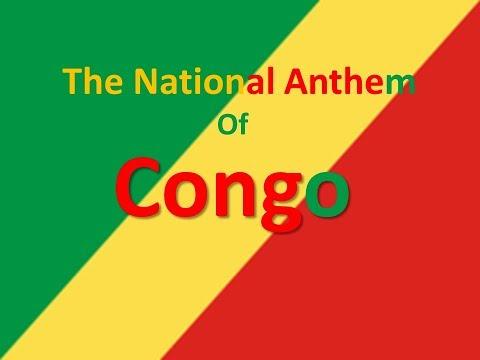The National Anthem of Congo Instrumental with lyrics