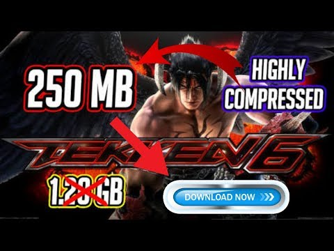 tekken 6 highly compressed ps2 iso - Myhiton