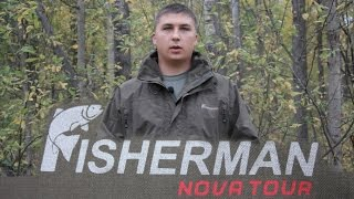 видео Костюм для рыбалки весна-осень норфин