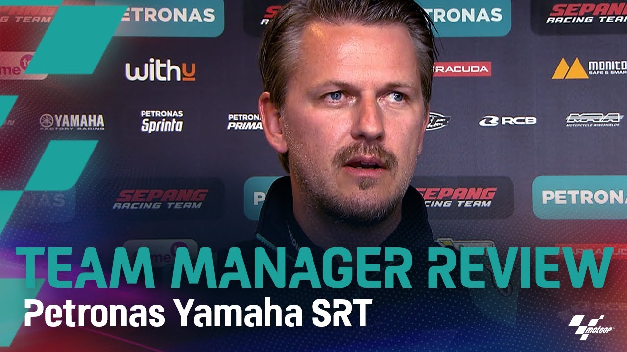 Team Manager's Half Season Review: Petronas Yamaha SRT