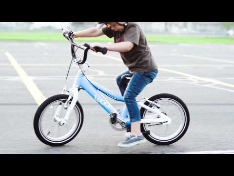 Teach Your Kid To Ride Bike In Minutes