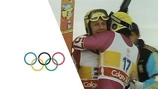 The Calgary 1988 Winter Olympics Film - Part 3 | Olympic History
