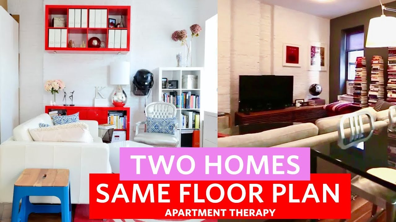 Two 500 Sq Ft West Village Homes Two Homes Same Floor Plan Apartment Therapy Youtube,Dog Toilet Paper Holder Stand