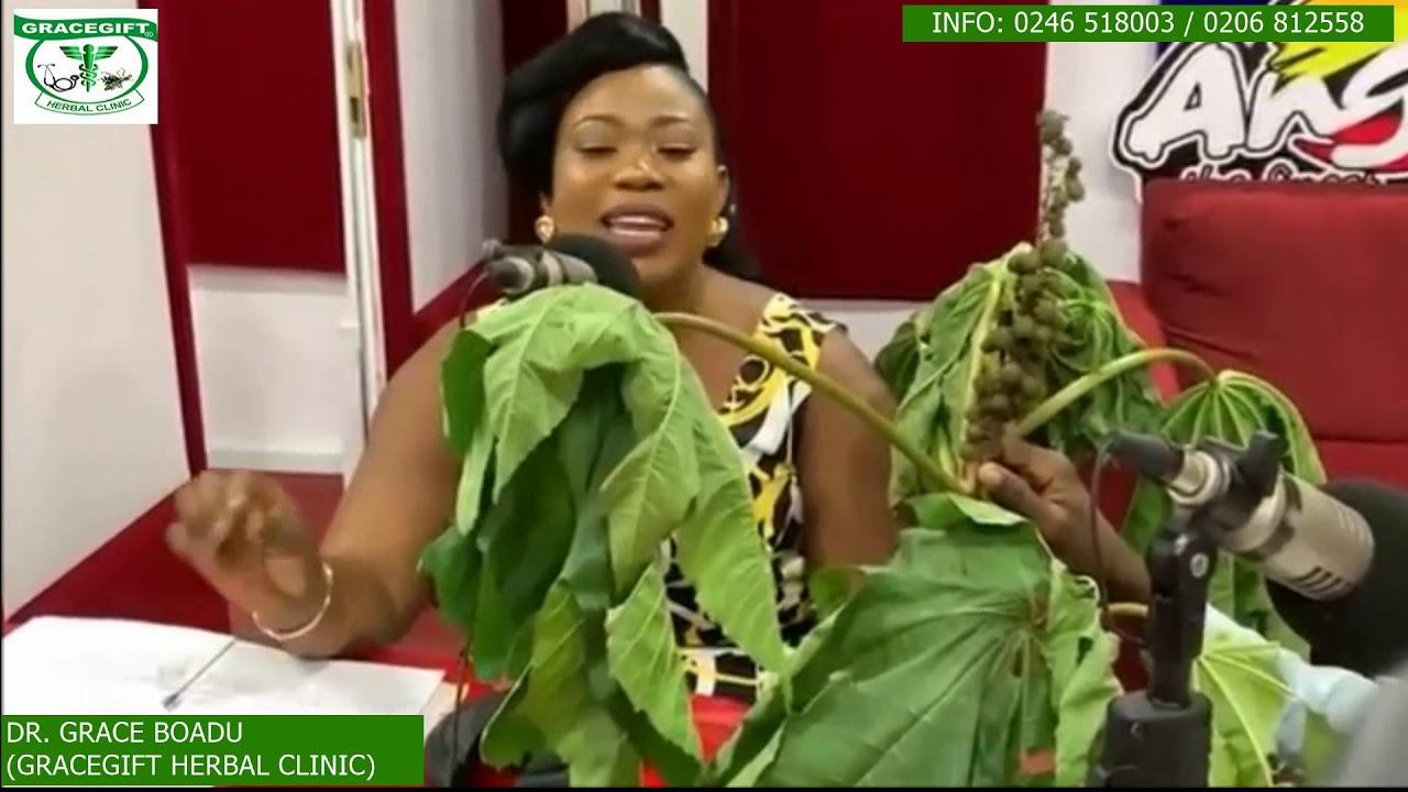 Work of Adedenkruma (Herbal medicine) – Dr. Grace Boadu #Herbalmedicine