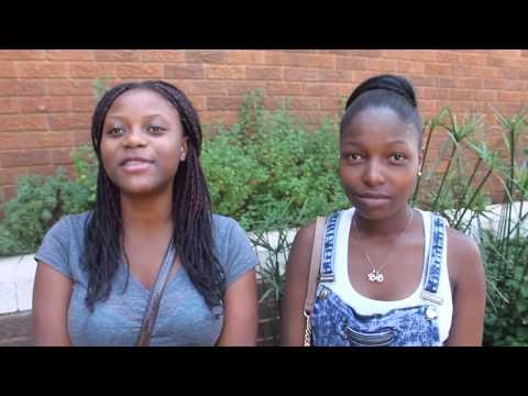 Motlatjo Malaka and Noluthando Nkosi
