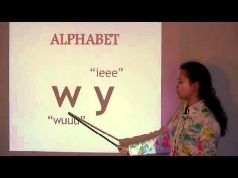 Chinese Alphabet Youtube
