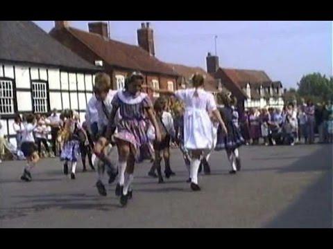 Elmley Castle, Oak Apple Day 1992