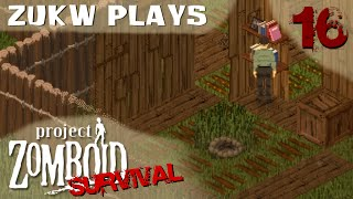 Project Zomboid : Ruled Survival : 16 : Farming