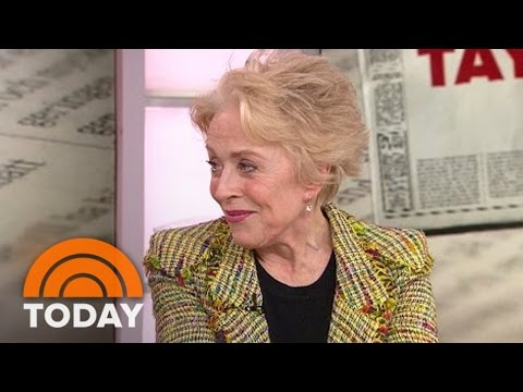 Holland Taylor: I'm Surprised Sarah Paulson Mentioned Me At The Emmys | TODAY