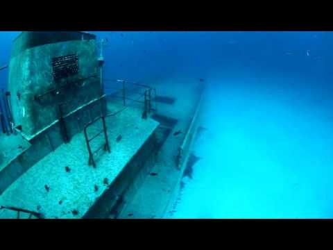 Scuba Diving in Malta - Exploration of P31 Shipwreck