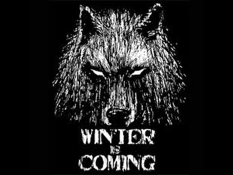 Image result for winter is coming game of thrones