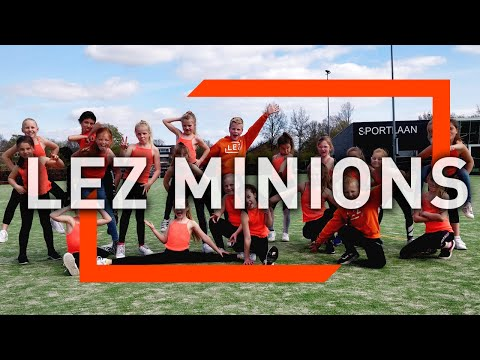 LEZ Minions | LEZ Studio Wedstrijdteam
