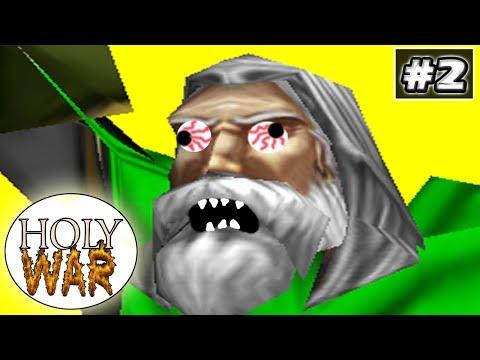 Warcraft 3 - Holy War #2
