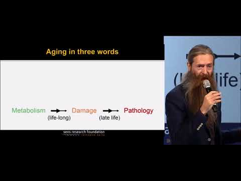 How to Defeat Human Aging - Dr. Aubrey de Grey