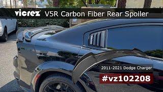 New Released Carbon fiber Rear…