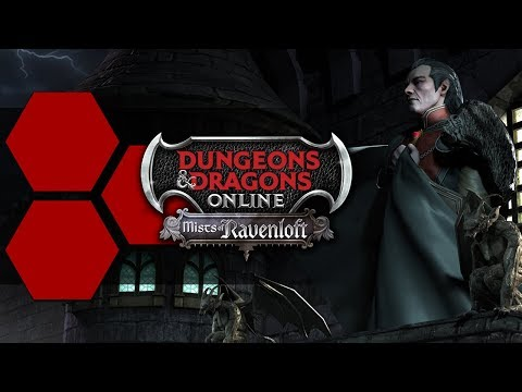 Dungeons & Dragons Online: Mists of Ravenloft – First Impressions – TheHiveLeader