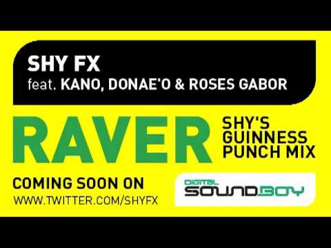 Shy FX - Raver ( Shy's Guinness punch Remix )