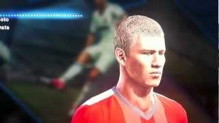 PES 2013 Лица - в Английской премьер лиги(Мы только что загрузили новое видео на наш канал YouTube, которое показывает графику лиц в футбольном симулято..., 2012-09-07T06:35:14.000Z)