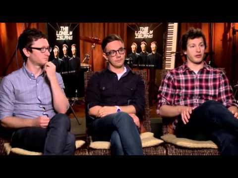 The Lonely Island Recruit Adam Levine