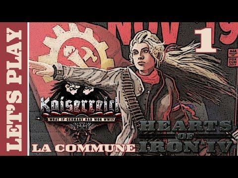 [FR] HOI IV Kaiserreich - La Troisième Internationale (Commune Française) - Épisode 1