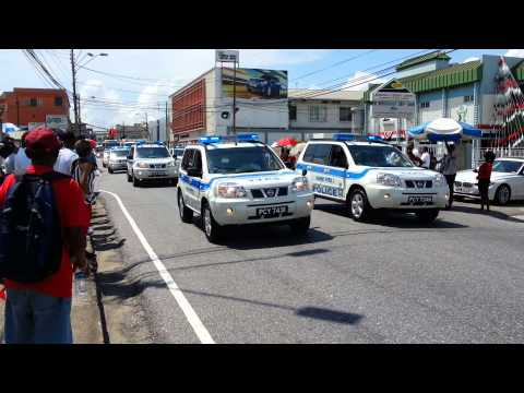 Trinidad & Tobago 51st Independence Parade 4
