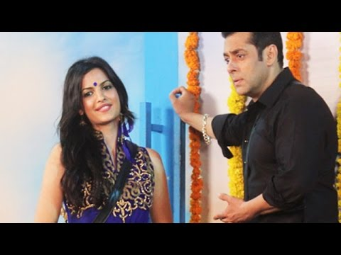 Salman Khan Helping Bigg Boss 8 Contestant Natasha Stankovic