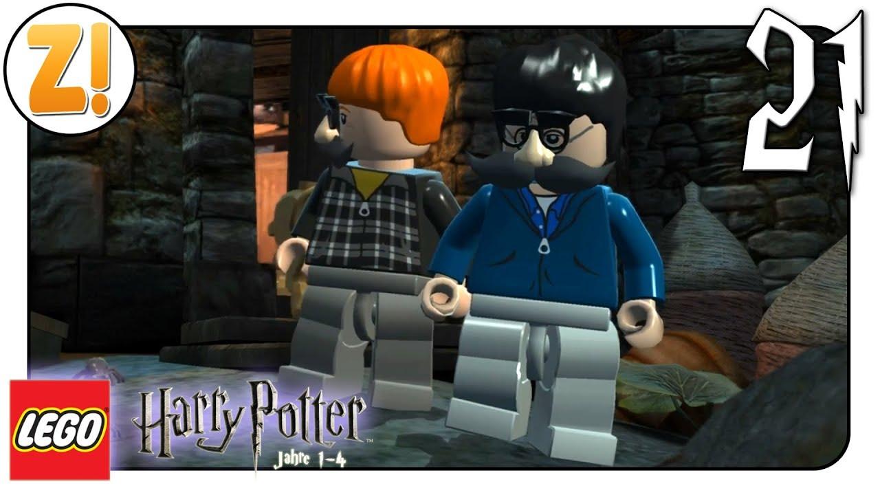 Lego Harry Potter 1 4 Folge Den Spinnen 21 Let S Play Deutsch Youtube