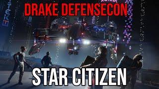 Star Citizen Drake DefenseCon …