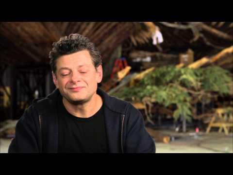 『猿の惑星:新世紀』アンディ・サーキスが語るキャプチャー技術の進歩
