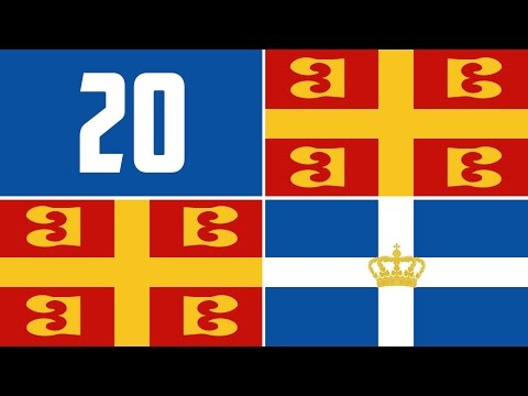 Relative Peace At Last [20] Greece Victoria 2 Gameplay