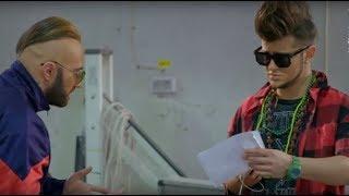 Roby Roberto îl pregăteşte pe Malone pentru proba orală la limba engleză de la BAC