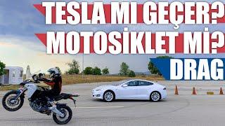 Tesla mı Geçer? Motosiklet mi?