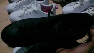 tompelstore adidas neo advantage full black