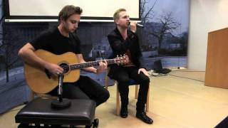 Al Axy & Paul Dolejschi - Im Always Here (Live Acoustic Cover) YouTube Videos