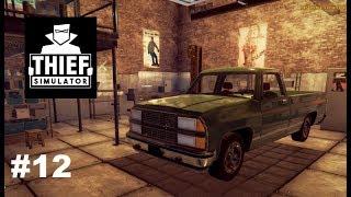 Thief Simulator – Komplettes Auto zerlegen #12